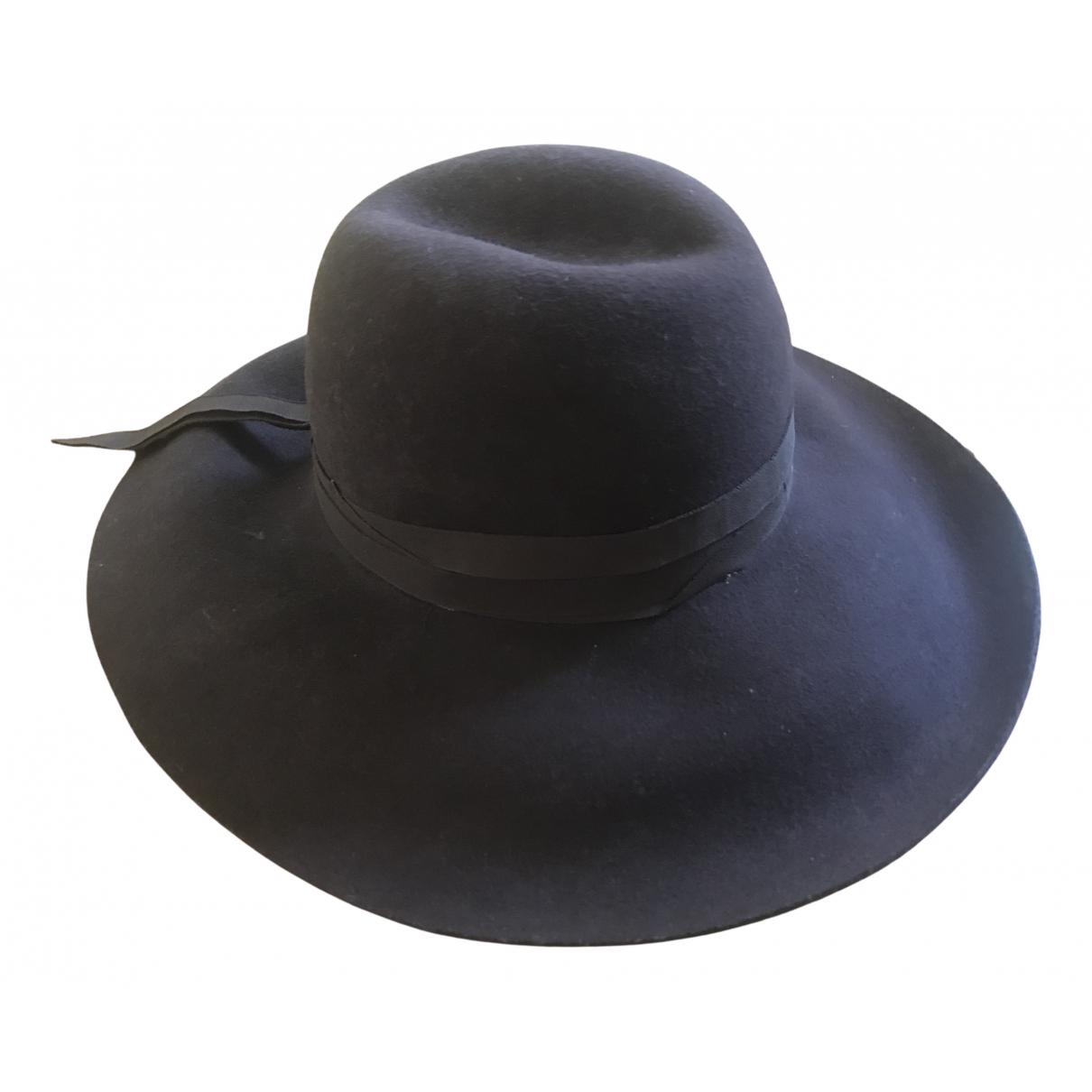 Lauren Ralph Lauren N Brown Wool hat for Women M International