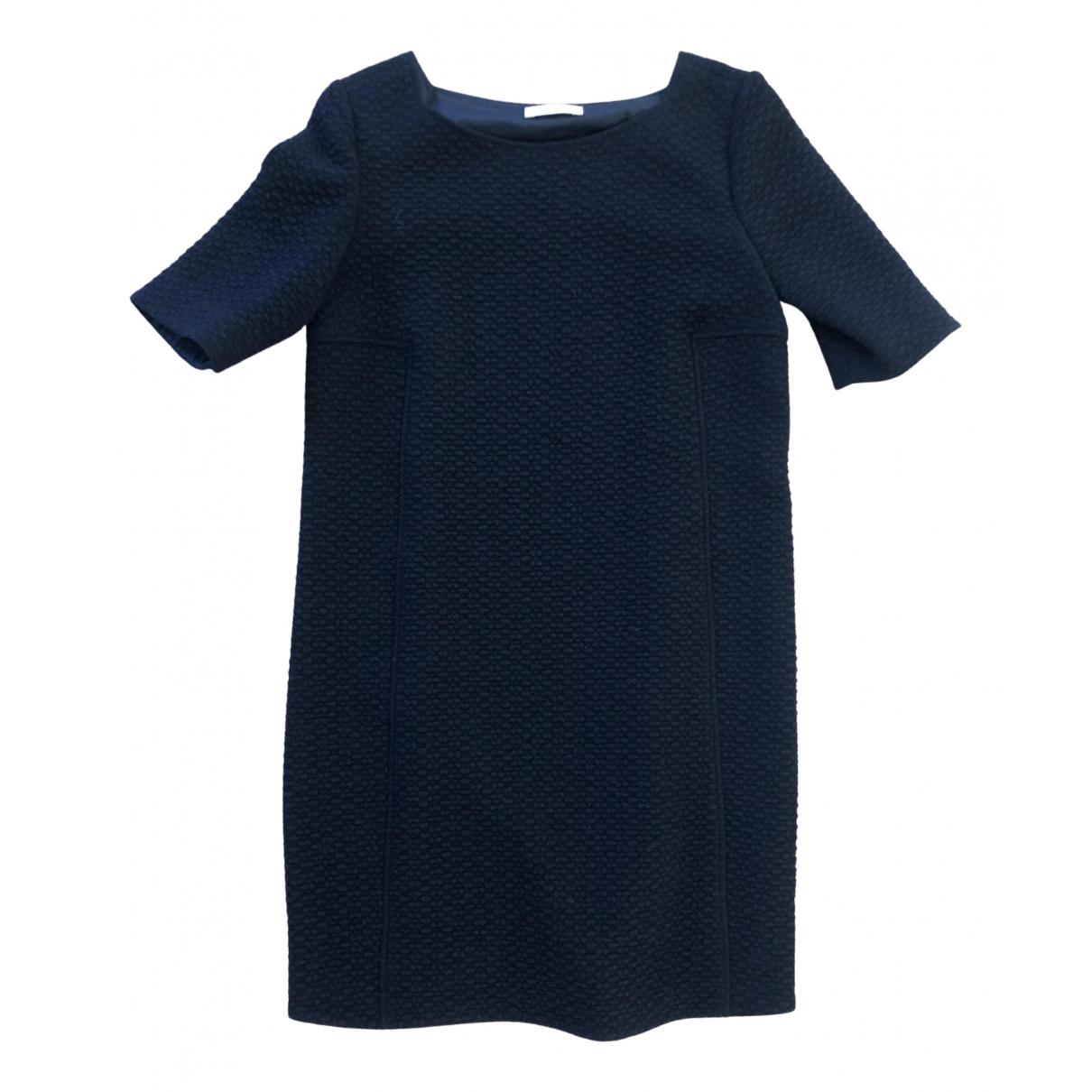 Ba&sh - Robe   pour femme en laine - bleu