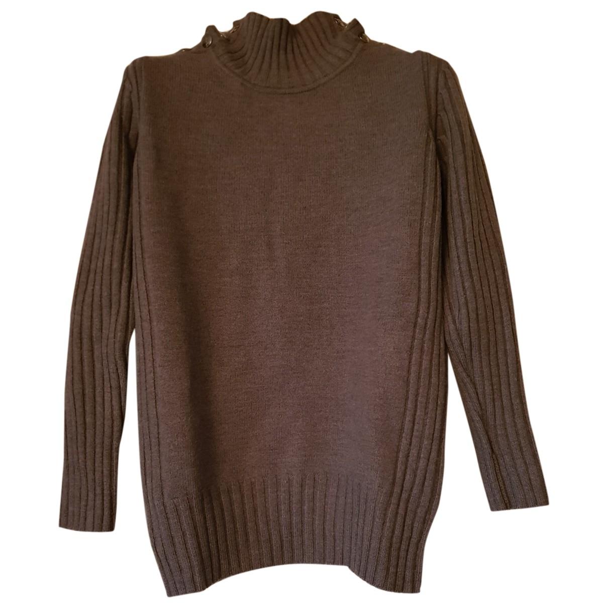 Burberry \N Grey Wool Knitwear for Women M International
