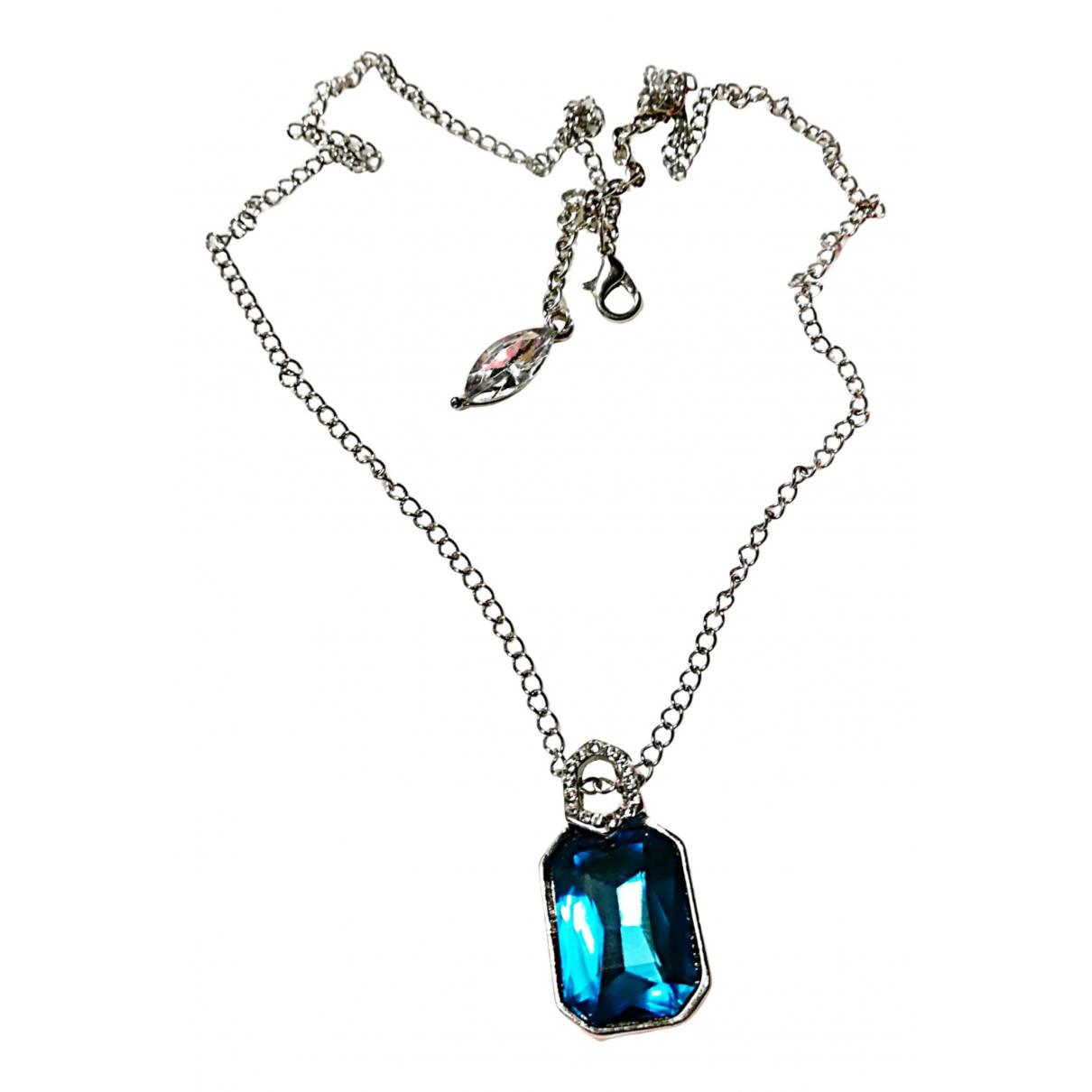 & Other Stories - Collier   pour femme en cristal - bleu