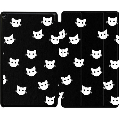Amazon Fire HD 8 (2017) Tablet Smart Case - Cat Pattern von caseable Designs