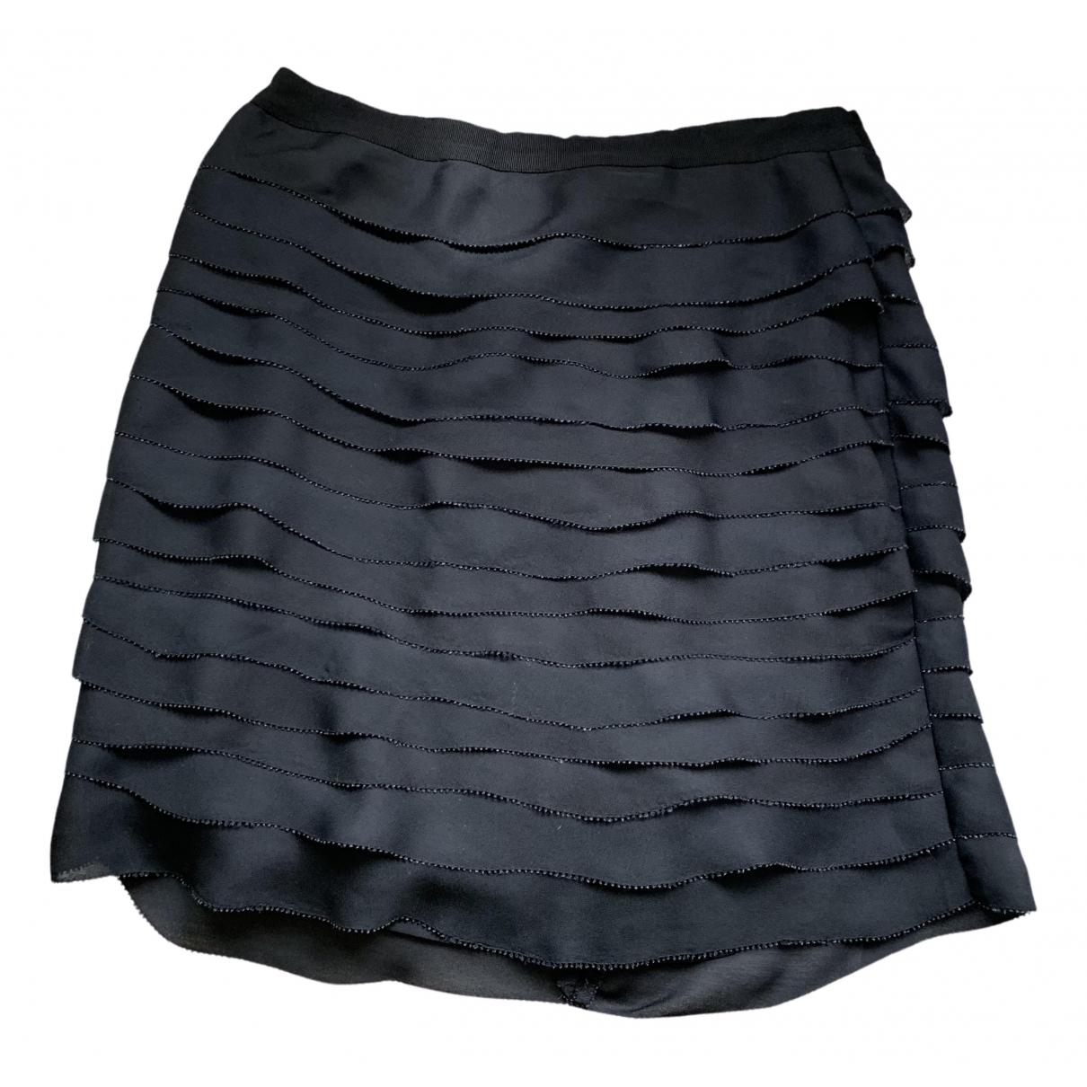 Emporio Armani \N Rocke in  Schwarz Polyester