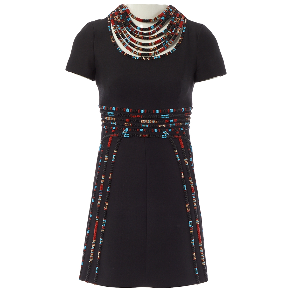 Valentino Garavani \N Black dress for Women 38 IT
