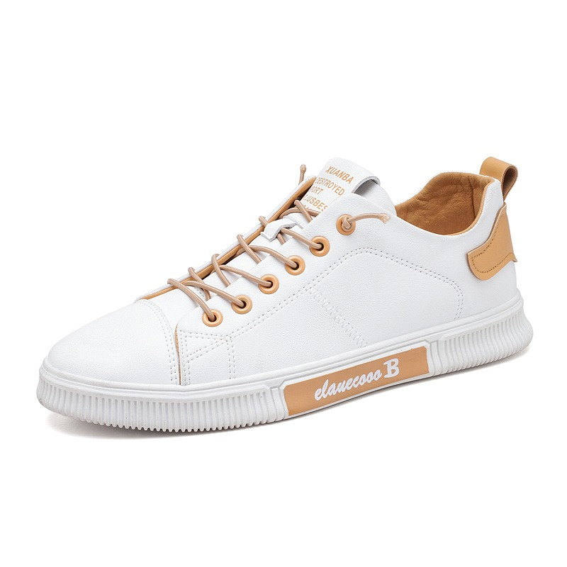Ericdress Color Block Low-Cut Upper Round Toe Men's Skate Shoes