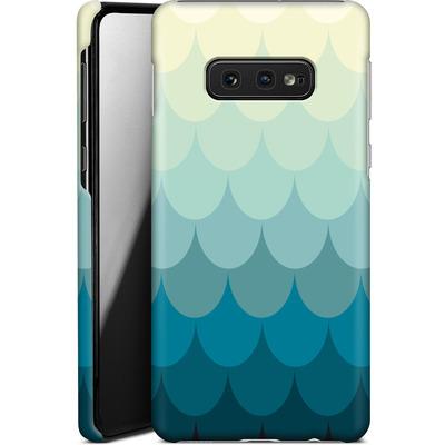 Samsung Galaxy S10e Smartphone Huelle - Scales von caseable Designs