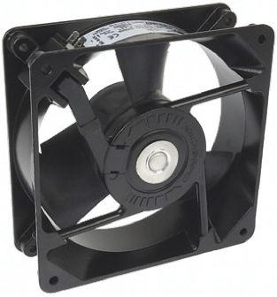 COMAIR ROTRON , 24 V dc, DC Axial Fan, 120 x 120 x 38mm, 187m³/h, 6W