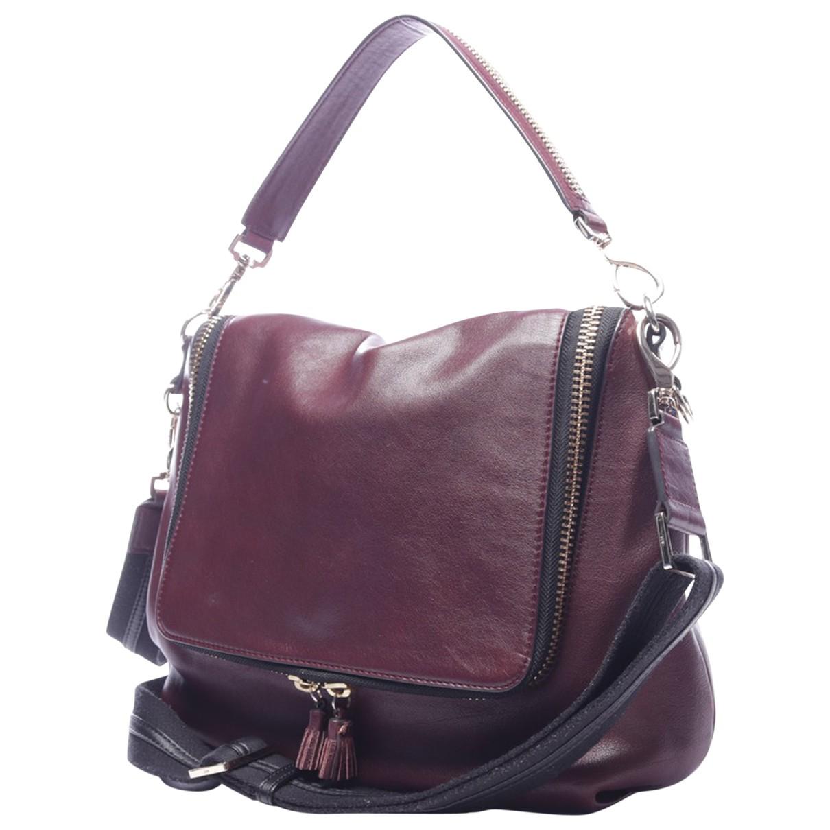 Anya Hindmarch \N Purple Leather handbag for Women \N
