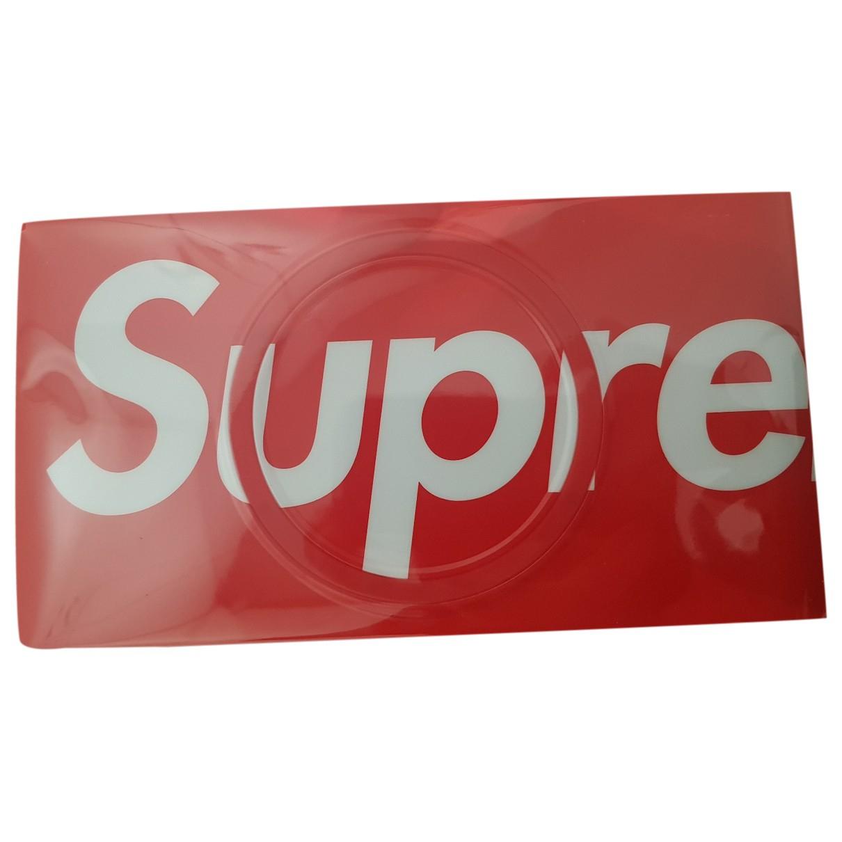 Supreme - Accessoires   pour lifestyle - rouge