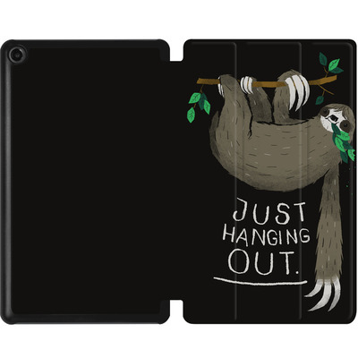 Amazon Fire 7 (2017) Tablet Smart Case - Just Hanging Out von Louis Ros
