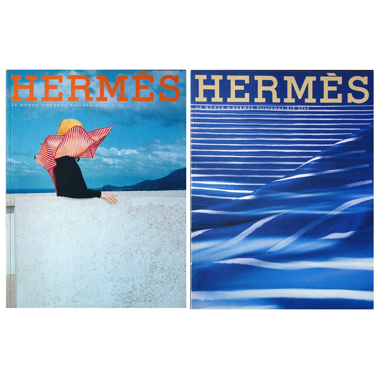 Hermes \N Fotografie in  Bunt Baumwolle