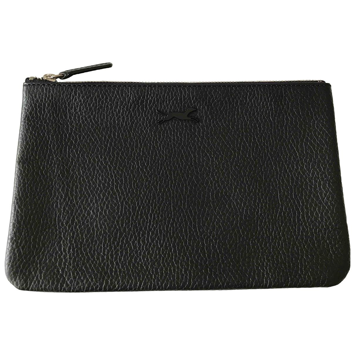 Bimba Y Lola \N Black Fur Purses, wallet & cases for Women \N