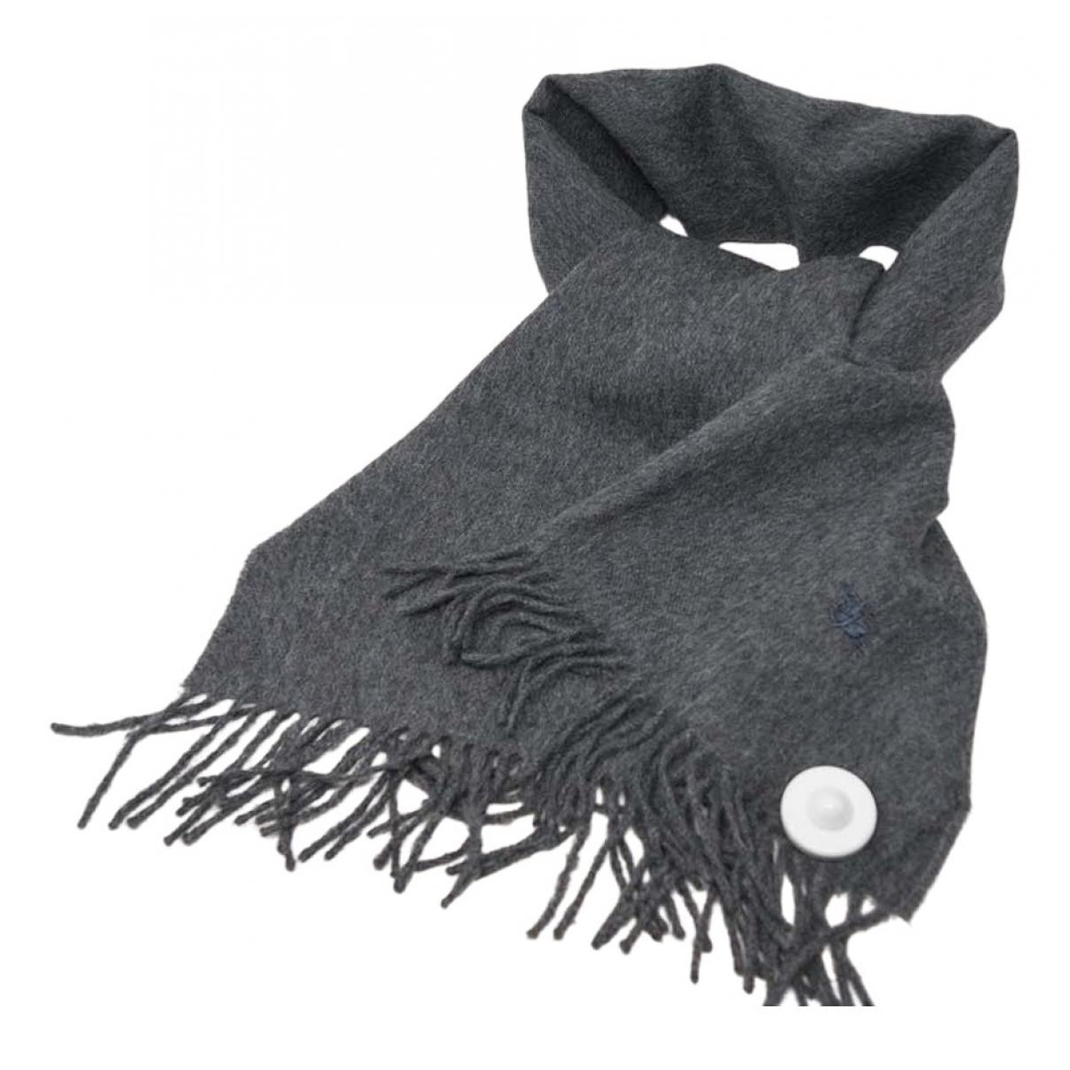 Burberry \N Tuecher, Schal in  Grau Wolle