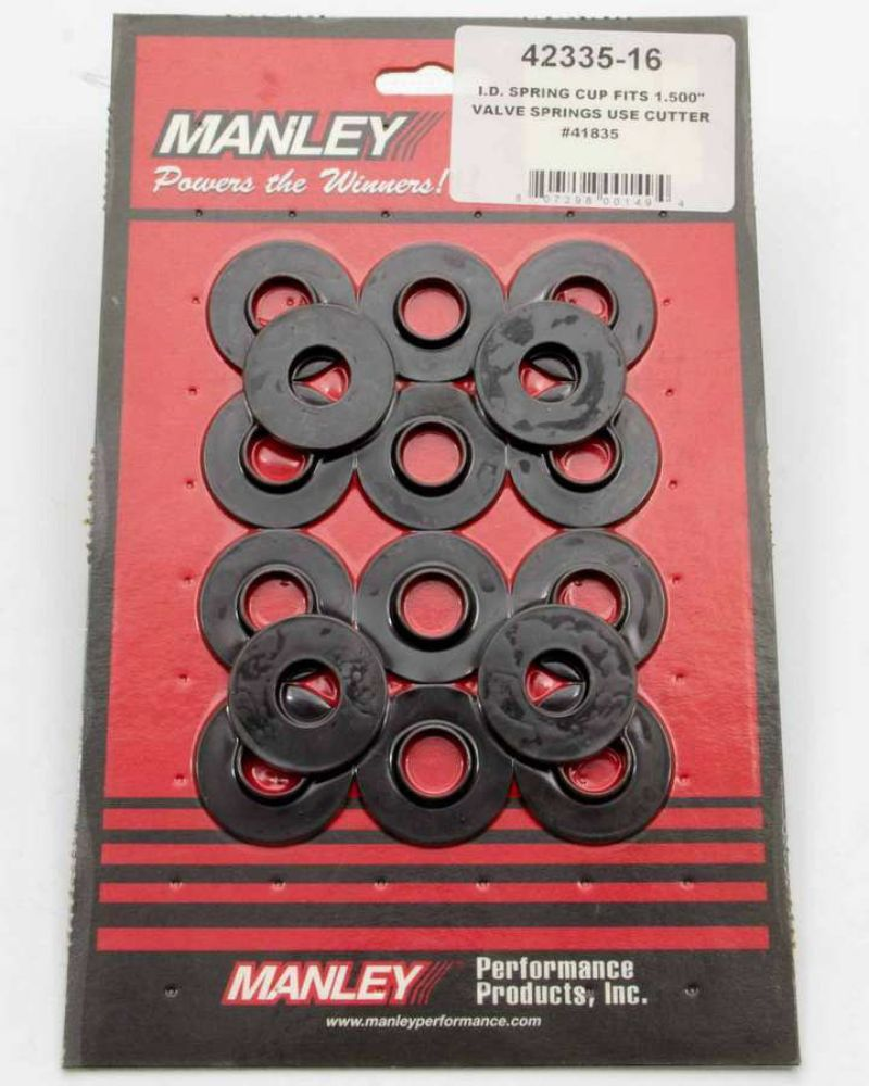 Manley 42372-16 1.660 Spring Cups