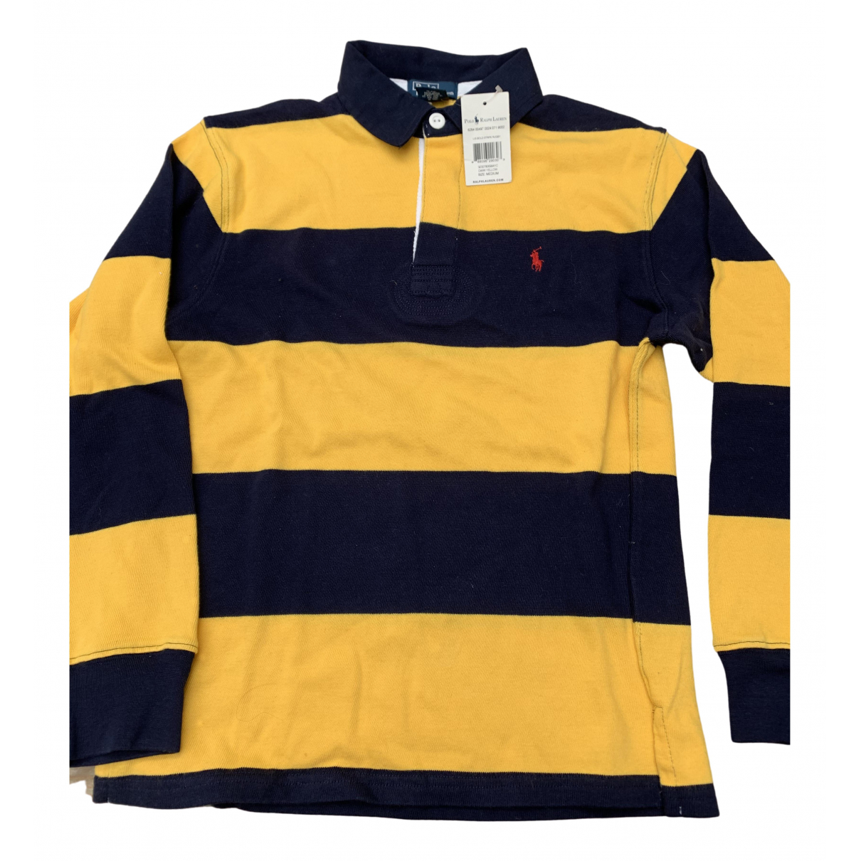 Polo Ralph Lauren \N Yellow Cotton  top for Kids 10 years - until 56 inches UK