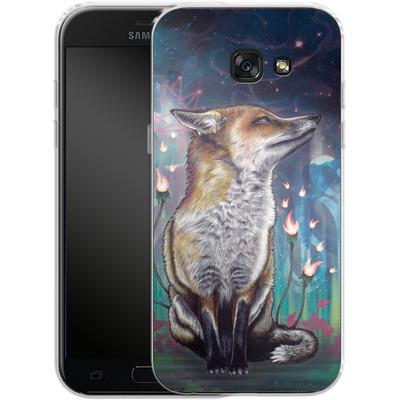 Samsung Galaxy A5 (2017) Silikon Handyhuelle - There Is A Light von Mat Miller