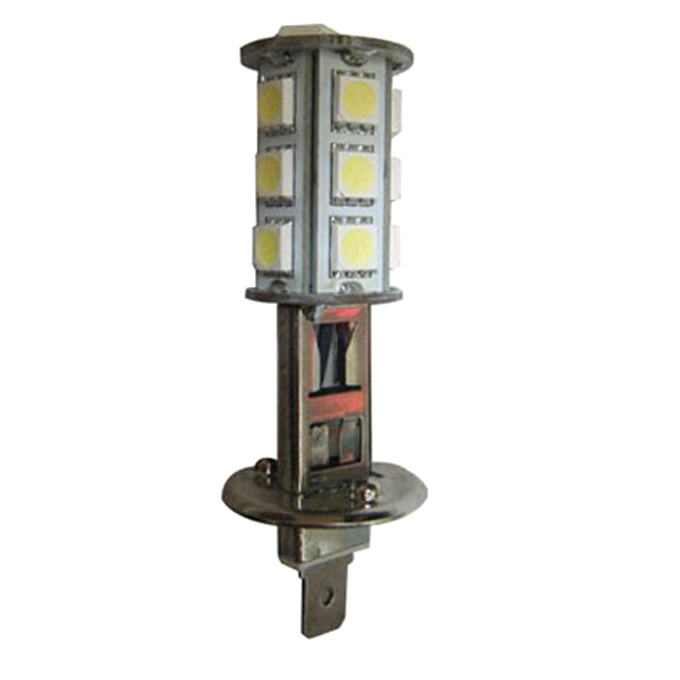 Led Fog Lamp H1-18SMD-5050  Led Car Ligh - Pure White