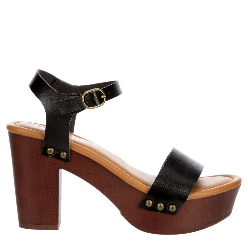 Limelight Womens Roxi Platform Sandal