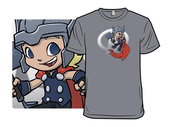 God Of Thunder T Shirt