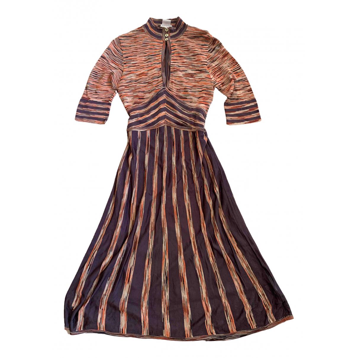 Karen Millen \N Brown dress for Women 2 US