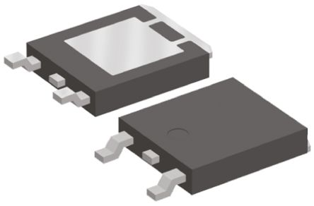 ON Semiconductor P-Channel MOSFET, 30 A, 40 V, 3-Pin ATPAK  ATP106-TL-H (10)