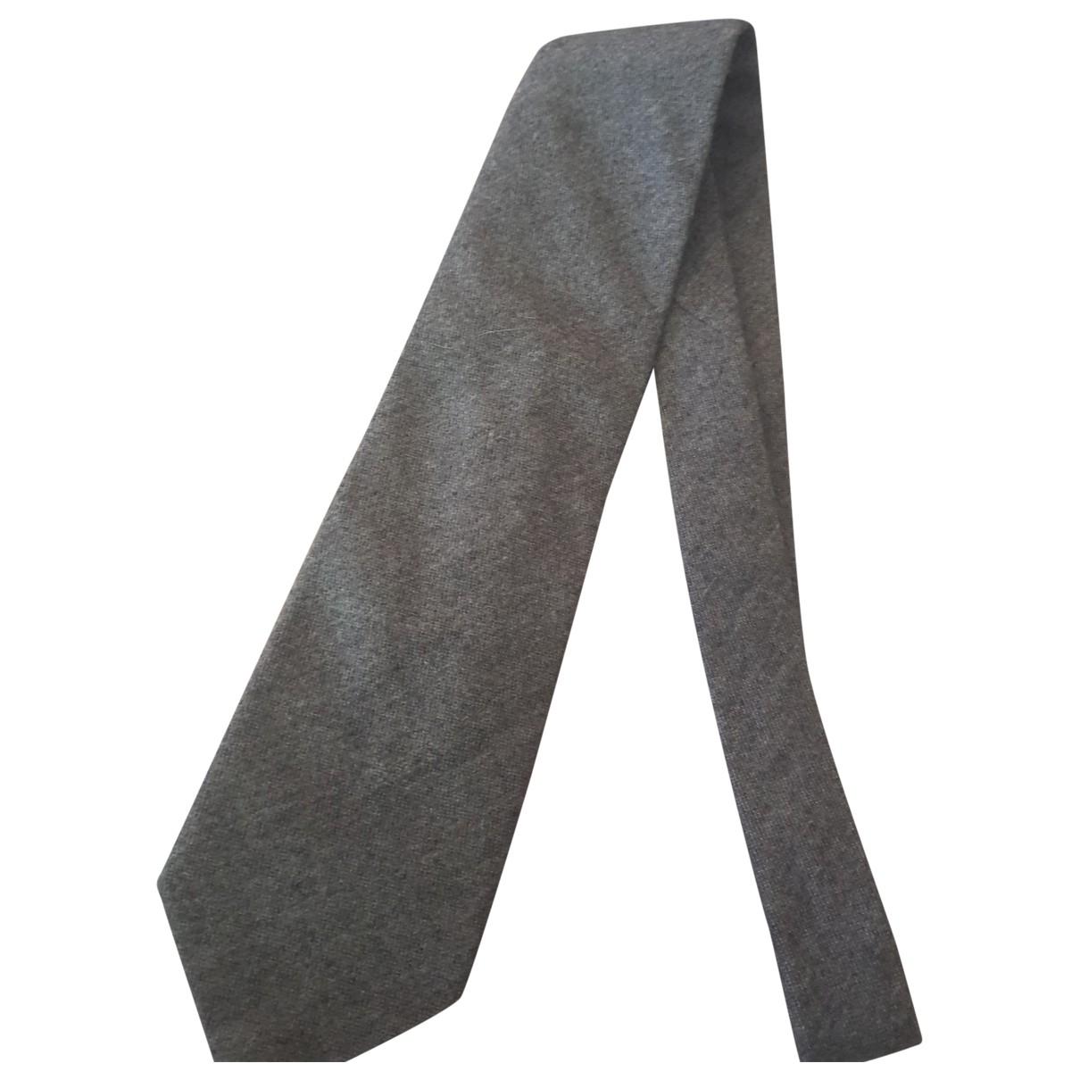 Chopard \N Krawatten in  Grau Kaschmir
