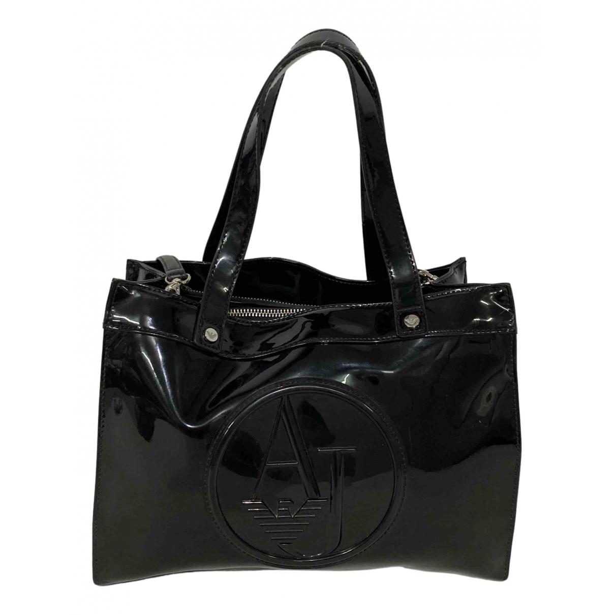 Armani Jeans N Black handbag for Women N