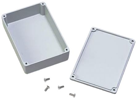 Takachi Electric Industrial TD, Die Cast Aluminium Enclosure, 120 x 85 x 35mm