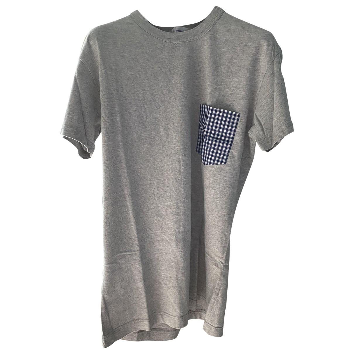 Comme Des Garcons - Tee shirts   pour homme en coton - gris