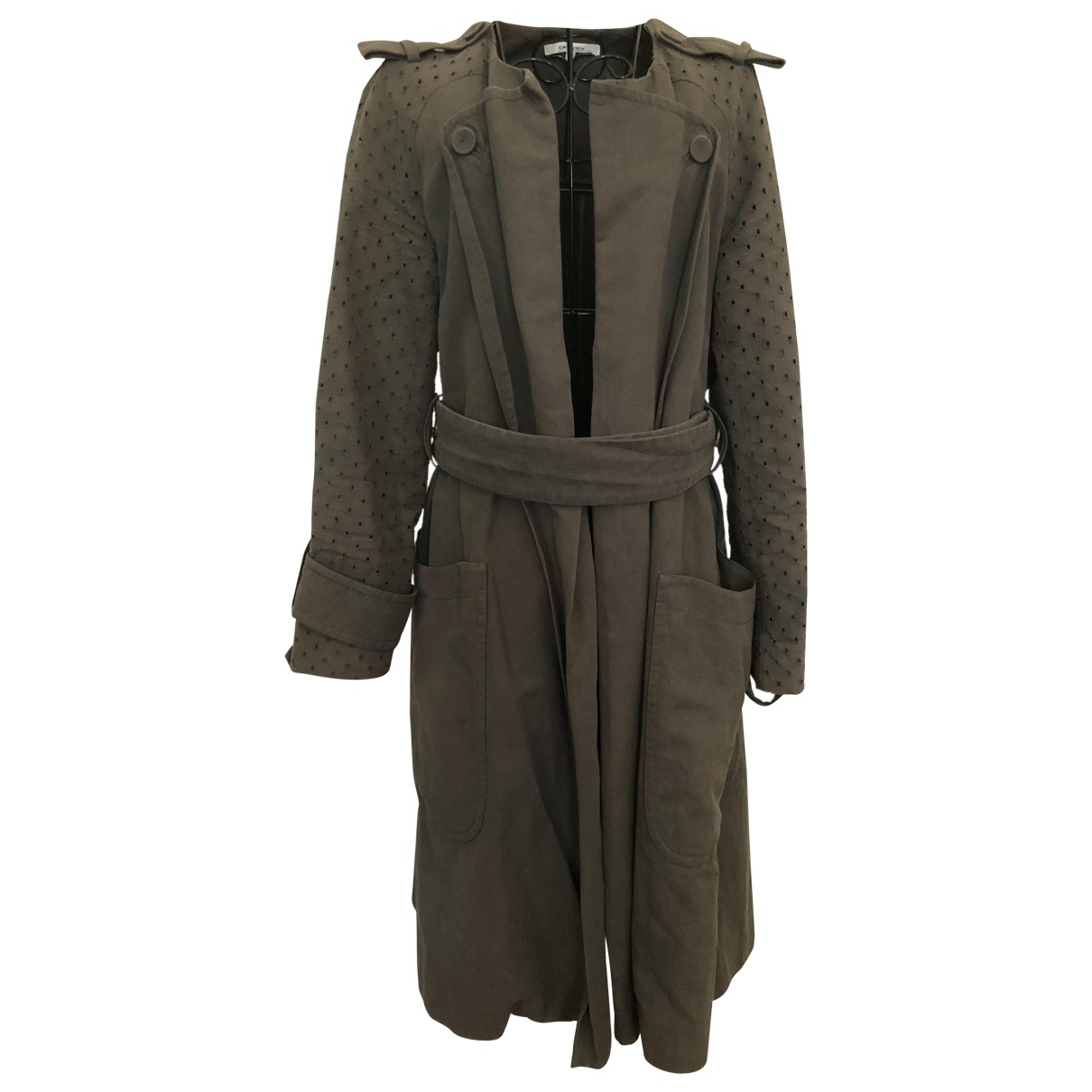 Carven \N Trench in Baumwolle