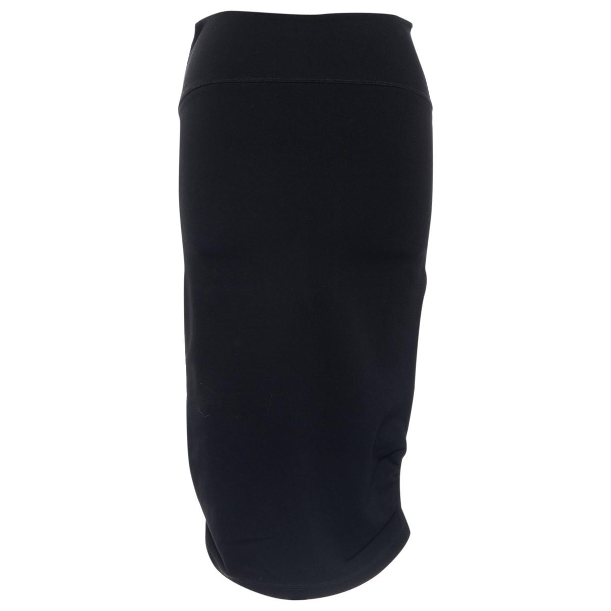 Mcq \N Black skirt for Women 38 IT
