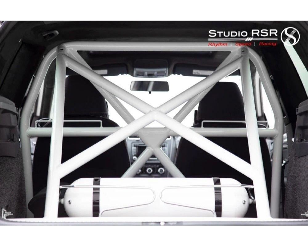 Studio RSR RSR-Volkswagen-Mk6 Roll Cage|Roll Bar Volkswagen MK6 2010-2014