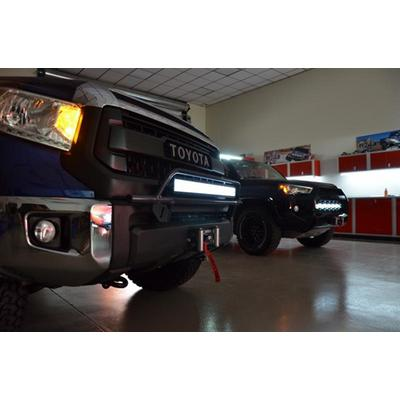 Nfab Off-Road Light Bar - N/FT0730OR-TX