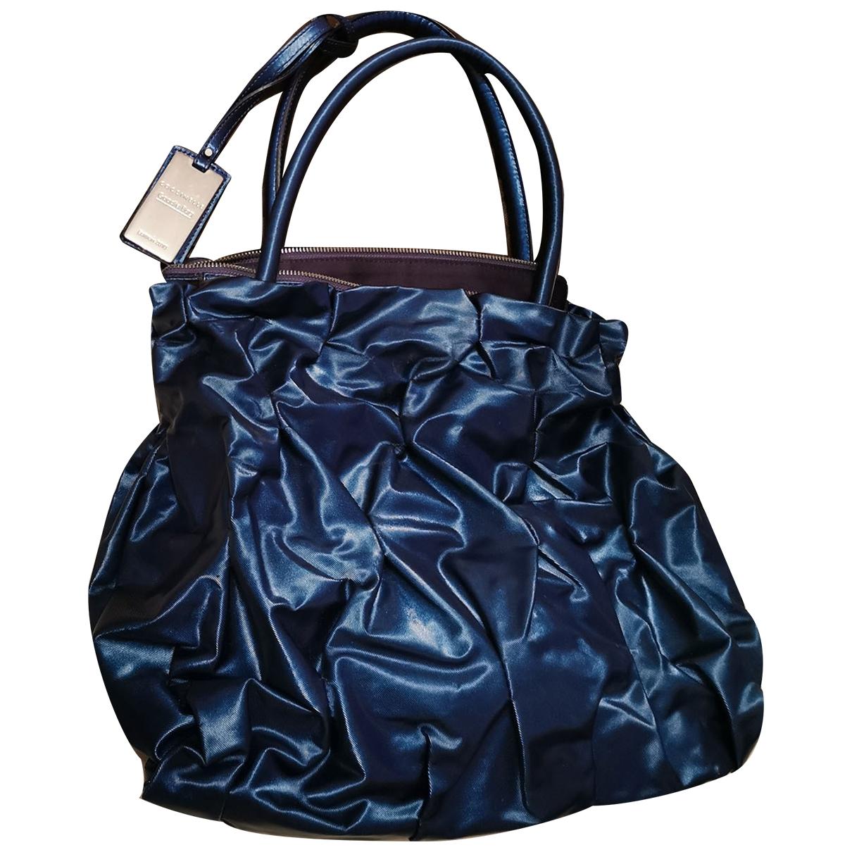 Coccinelle \N Blue handbag for Women \N