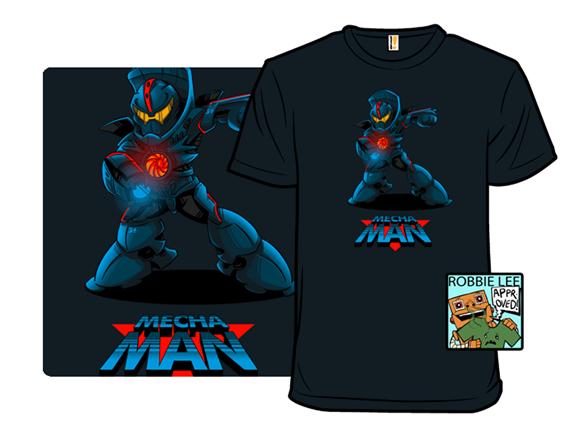Mechaman T Shirt