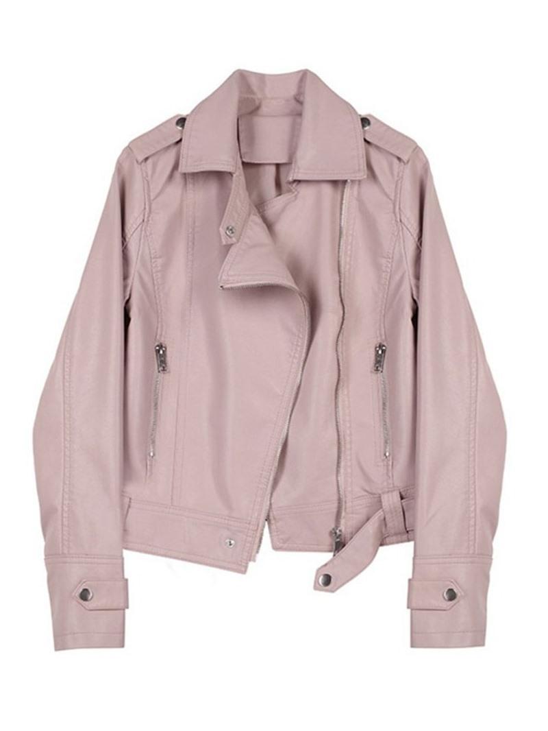 Ericdress Slim Zipper Long Sleeve Regular Standard Jacket