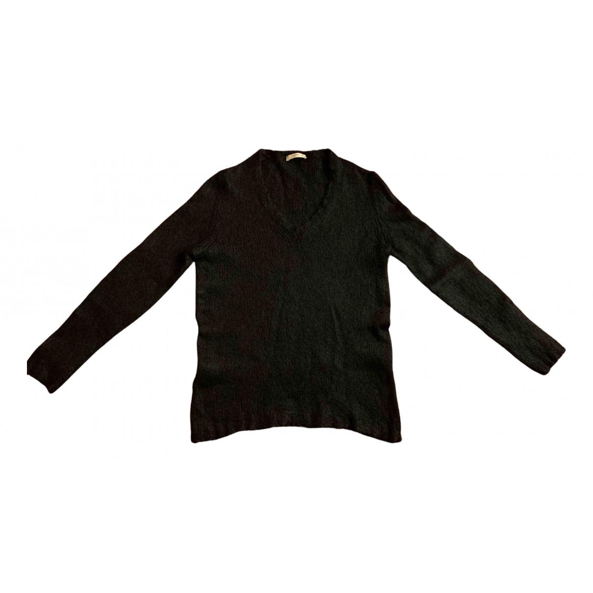 Prada \N Black Wool Knitwear for Women 40 IT
