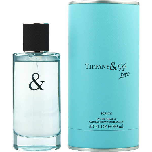 Tiffany & Love - Tiffany Eau de Toilette Spray 90 ml