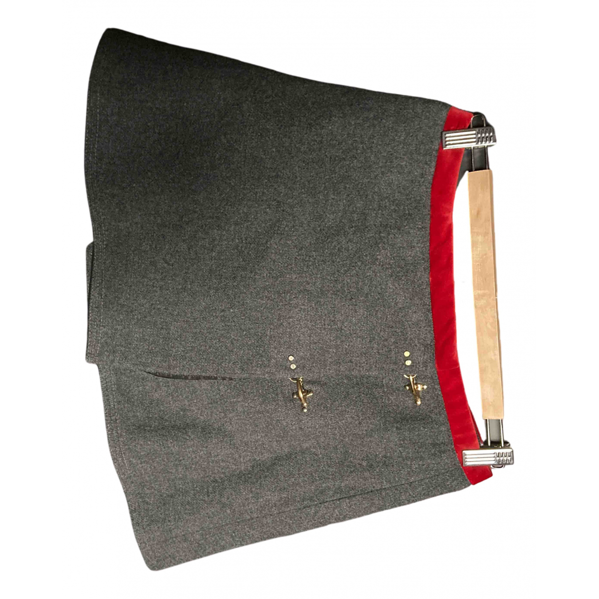 Mini falda de Lana Fay
