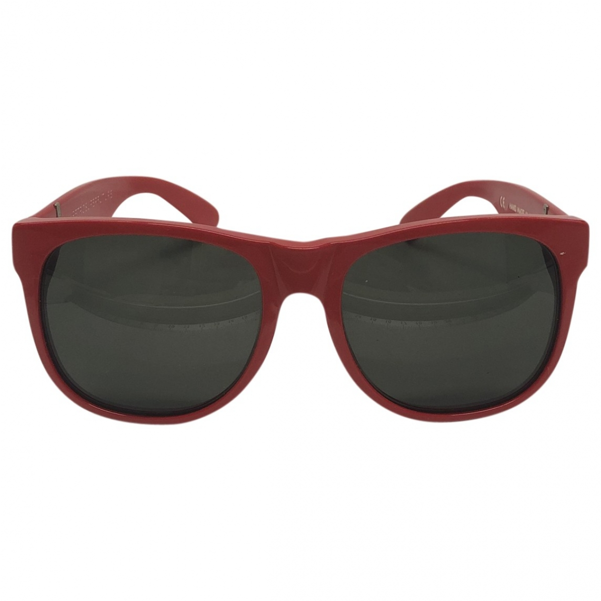 Retrosuperfuture \N Red Sunglasses for Men \N