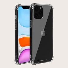 Anti-fall Transparent iPhone Case