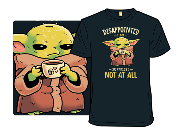 Not At All T Shirt