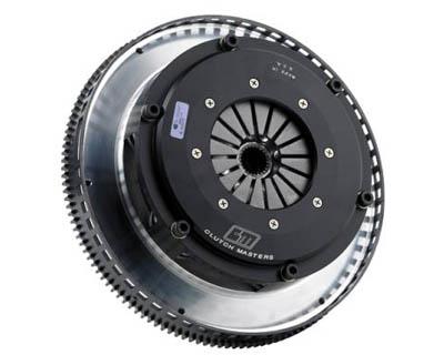 Clutch Masters 08037-TD7S-S TD725 Stage 6 Twin Street Clutch w/Flywheel Acura TSX 2.4L 04-06