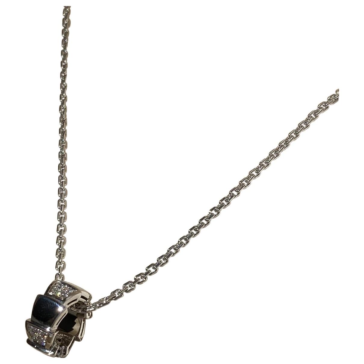Bvlgari Serpenti White White gold necklace for Women N
