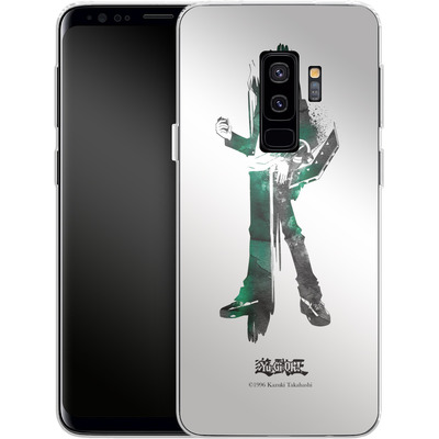 Samsung Galaxy S9 Plus Silikon Handyhuelle - Joey Wheeler von Yu-Gi-Oh!