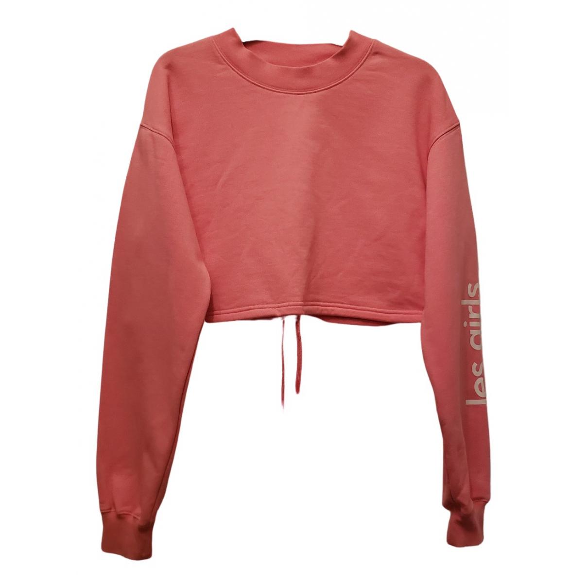 Unknown London - Top   pour femme en coton - rose