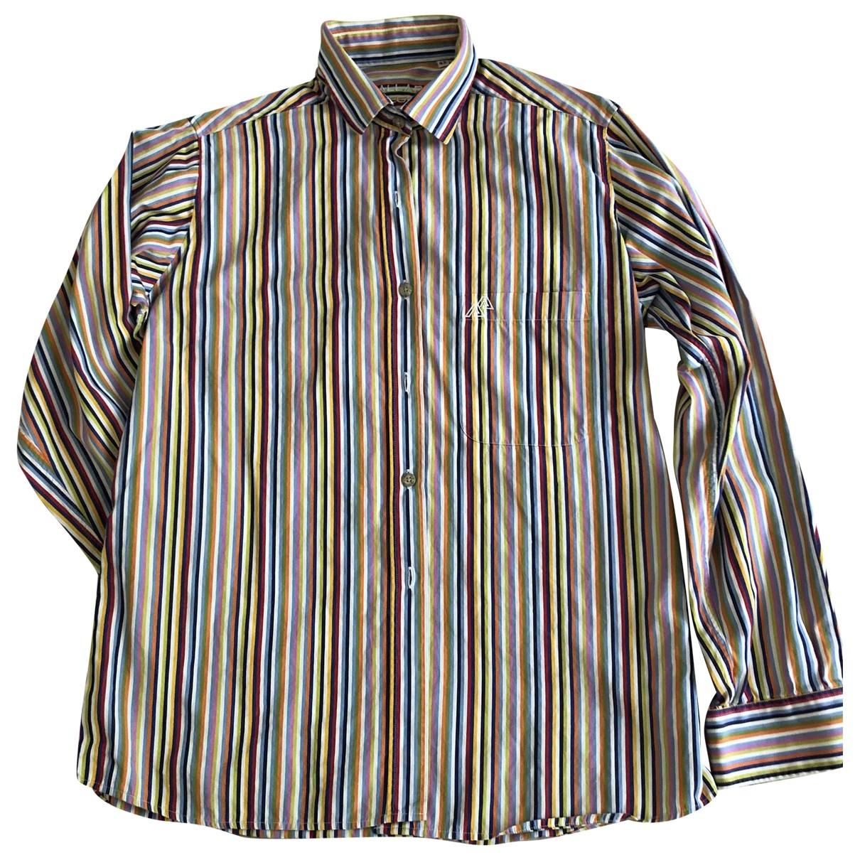Allard Megeve - Top   pour femme en coton - multicolore