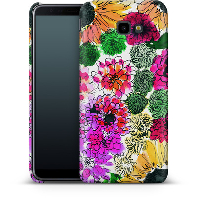 Samsung Galaxy J4 Plus Smartphone Huelle - Fiore Sunshine von Amy Sia