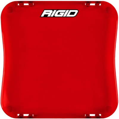 Rigid Industries D-XL Series Light Cover (Red) - 321953