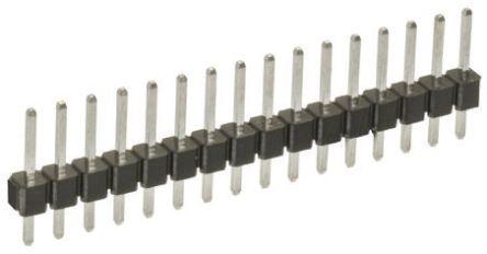 HARWIN , M20, 3 Way, 1 Row, Straight Pin Header (10)
