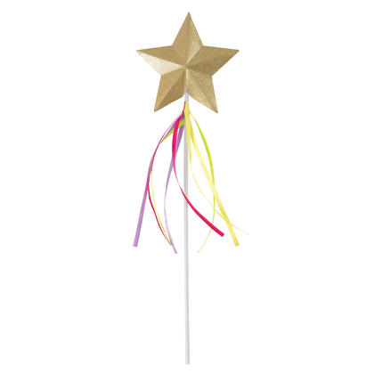 Rainbow Star Princess Wand For Birthday Party